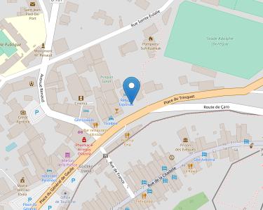 Adresse Caf du Pays Basque et du Seignanx - Point relais de Saint-Jean-Pied-de-Port