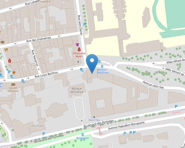 Adresse Caf de Béarn-et-Soule - Siège de Pau
