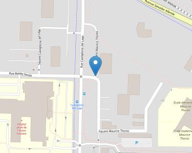 Adresse Caf des Yelines - Point relais de Trappes