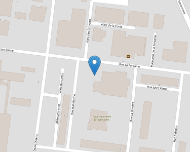 Adresse Caf des Yelines - Point relais de Mantes-la-Jolie