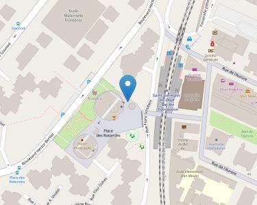 Adresse Caf des Yelines - Point relais de Saint-Germain-en-Laye