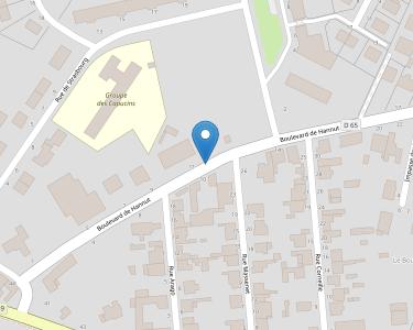 Adresse Caf des Deux-Sères - Point relais de Thouars