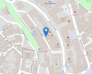Adresse Caf de l'Ardèche - Siège d'Annonay
