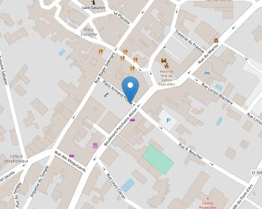 Adresse Caf de l'Ardèche - Point relais de Vallon-Pont-d'Arc