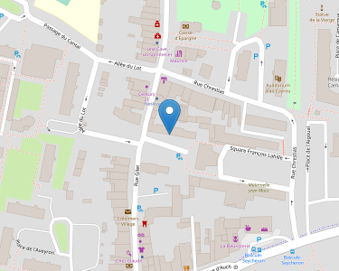 Adresse Caf de Haute-Garonne - Point relais de Colomiers
