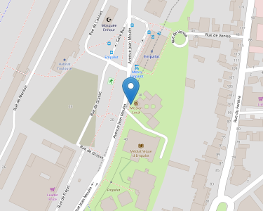 Adresse Caf de Haute-Garonne - Point relais de Toulouse - Empalot