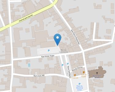 Adresse Caf de Vienne - Accueil de CIVRAY