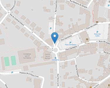 Adresse Caf de Mayenne - Point relais de Mayenne