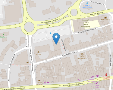 Adresse Caf de Moselle - Point relais de Saint-Aold