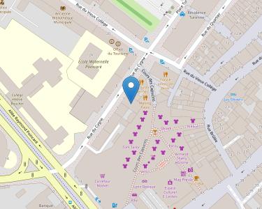 Adresse Caf de Moselle - Point relais de Thionille