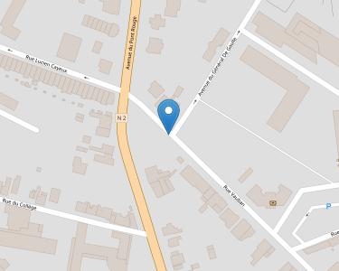 Adresse Caf du Nord - Point relais d'Aesnes-sur-Helpe