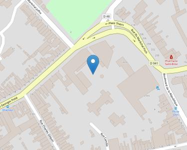Adresse Caf du Nord - Point relais de Loos