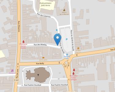 Adresse Caf du Nord - Point relais de La Bassée