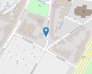 Adresse Caf du Nord - Point relais de Douai