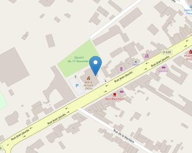 Adresse Caf du Nord - Point relais de Saint-Saule