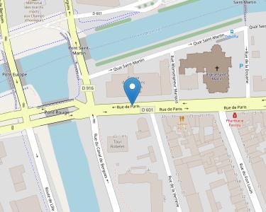Adresse Caf du Nord - Point relais de Dunkerque