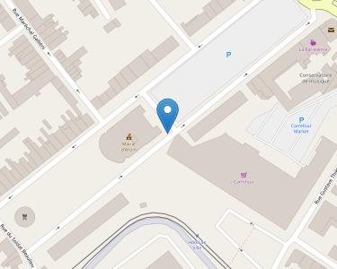 Adresse Caf du Nord - Point relais d'Anzin
