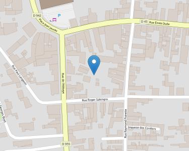 Adresse Caf du Nord - Point relais de Solesmes