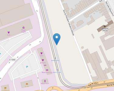 Adresse Caf du Nord - Point relais de Denain