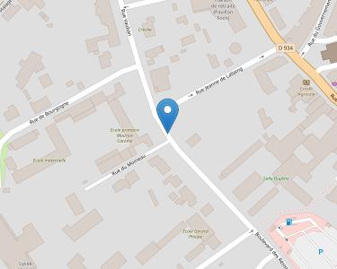 Adresse Caf du Nord - Point relais de Landrecies