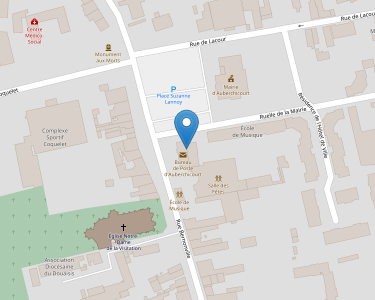 Adresse Caf du Nord - Point relais d'Auberchicourt