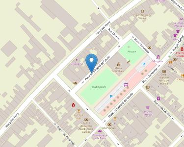 Adresse Caf du Nord - Point relais d'Orchies