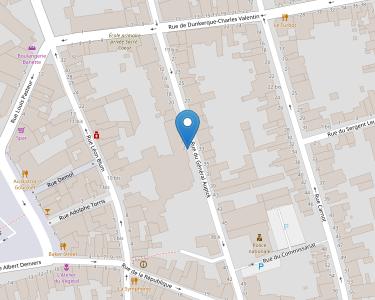 Adresse Caf du Nord - Point relais de Graelines