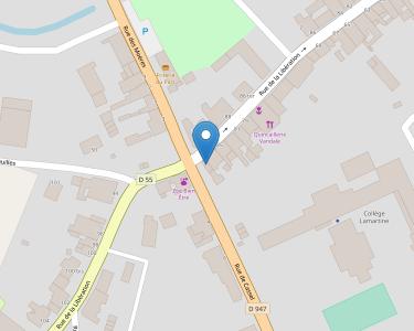 Adresse Caf du Nord - Point relais de Hondschoote