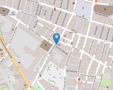 Adresse Caf de l'Aeyron - Point relais de Villefranche-de-Rouergue
