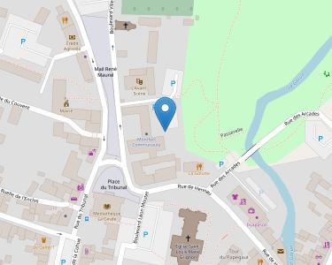 Adresse Caf d'Ille-et-Vilaine - Point relais de Montfort-sur-Meu