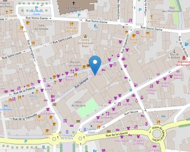 Adresse Caf d'Ille-et-Vilaine - Point relais de Vitré