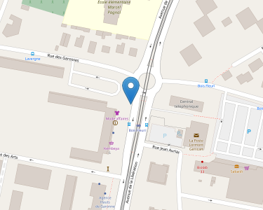 Adresse Caf de Gironde - Accueil de Lormont