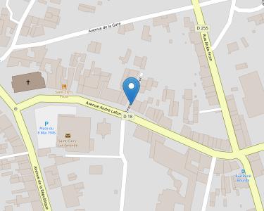 Adresse Caf de Gironde - Point relais de Saint-Ciers-sur-Gironde