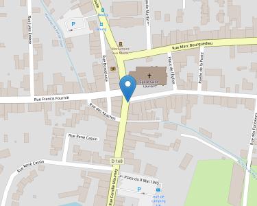 Adresse Caf de Gironde - Point relais de Saint-Laurent-Médoc