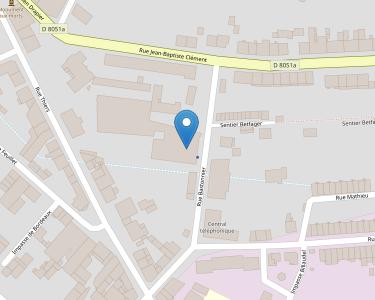 Adresse Caf des Ardennes - Point relais de Rethel