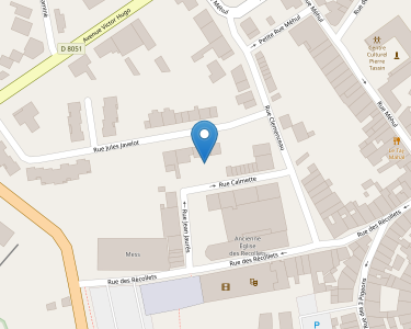 Adresse Caf des Ardennes - MSAP de Giet