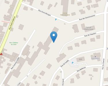 Adresse Caf du Calados - Point relais de Vire