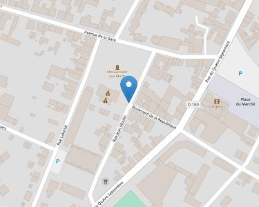 Adresse Caf du Cher - Point relais d'Argent-sur-Sauldre