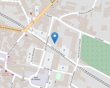 Adresse Caf du Cher - Point relais de Vierzon