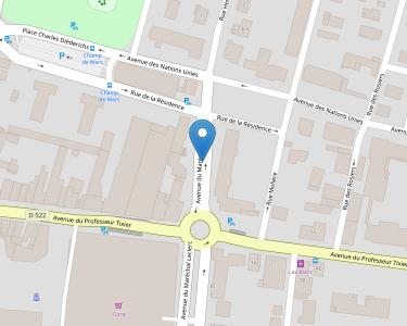 Adresse Caf de l'Isère - La Cité des familles de Bourgoin-Jallieu