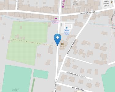 Adresse Caf de l'Isère - Point relais de Saint-Jean-de-Bournay