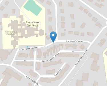Adresse Caf de l'Eure - Accueil de Gisors