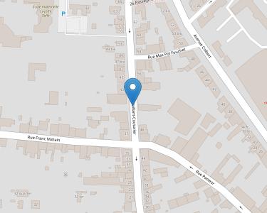 Adresse CPAM de la Nière - siège de Neers