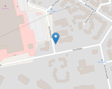 Adresse CPAM d'Eure-et-Loir - accueil de Lucé