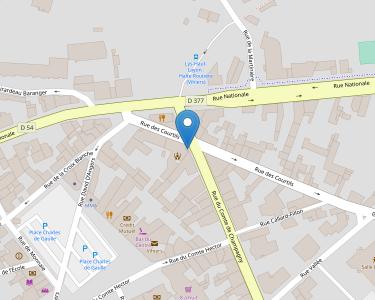 Adresse CPAM du Maine-et-Loire - accueil de Vihiers