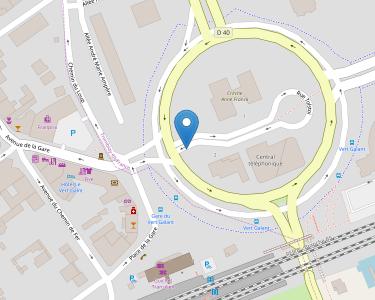 Adresse CPAM de Seine-Saint-Denis - accueil de Tremblay-en-France