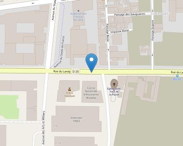 Adresse CPAM de Seine-Saint-Denis - accueil de Saint-Denis