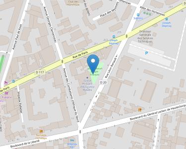 Adresse CPAM de Seine-Saint-Denis - accueil des Lilas
