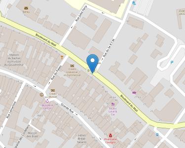 Adresse CPAM de l'Ain - accueil de Belley