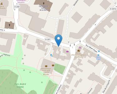 Adresse CPAM du Val-de-Marne - accueil de Fresnes